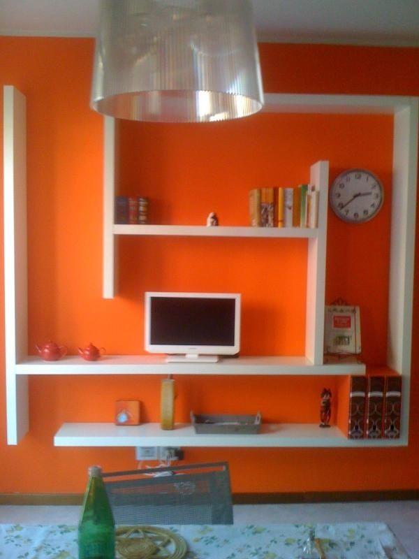 Diy Dining Room Wall Shelves