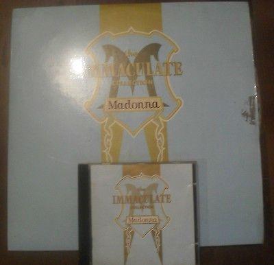 vinile 33 giri Madonna - The Immaculate + CD-Rom - The Immaculate