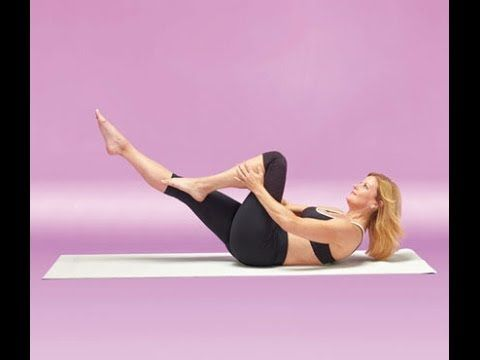 How To Lose Belly Fat After Pregnancy : 12 Minutes Pilates Ab Workout For Women - YouTube