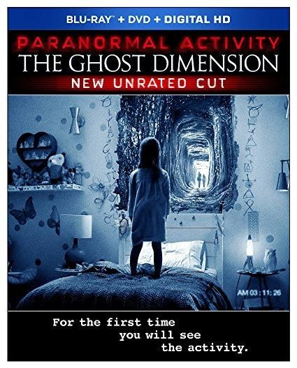 Chris Murray & Brit Shaw - Paranormal Activity: The Ghost Dimension