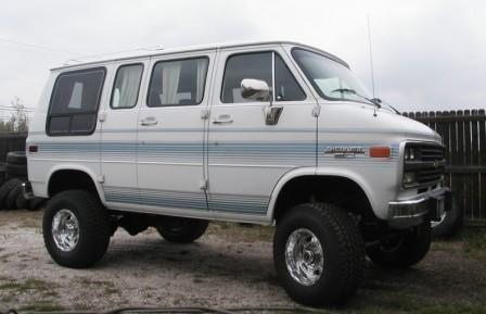1977 Chevy Van | chevy van 4x4