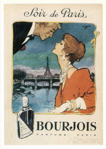 Soirée de Paris VI Posters sur AllPosters.fr