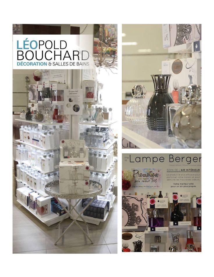 Lampe Berger chez Léo! Parfumez tout en purifiant votre intérieur et créez des ambiances avec les parfums Maison