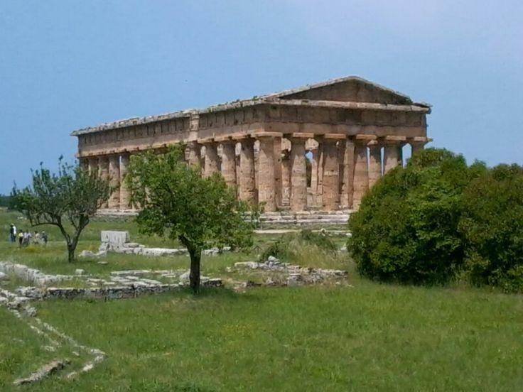 Paestum in Campania