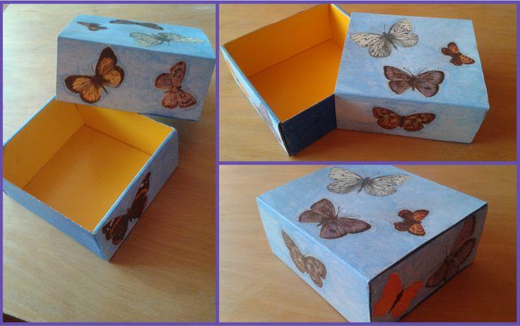 Pillangós doboz