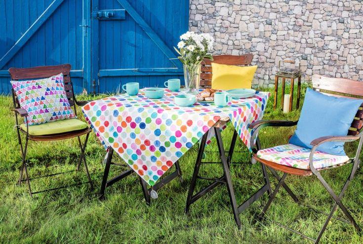 Summer garden  #dekoriapl #summer #balcony #inspiration #decoration #diy #colorful #garden #interior #homedecor #decorations