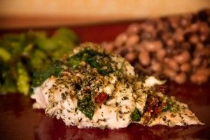 Mediterranean Stuffed Chicken Breast - Maximized Living