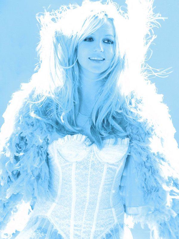 Britney V Magazine