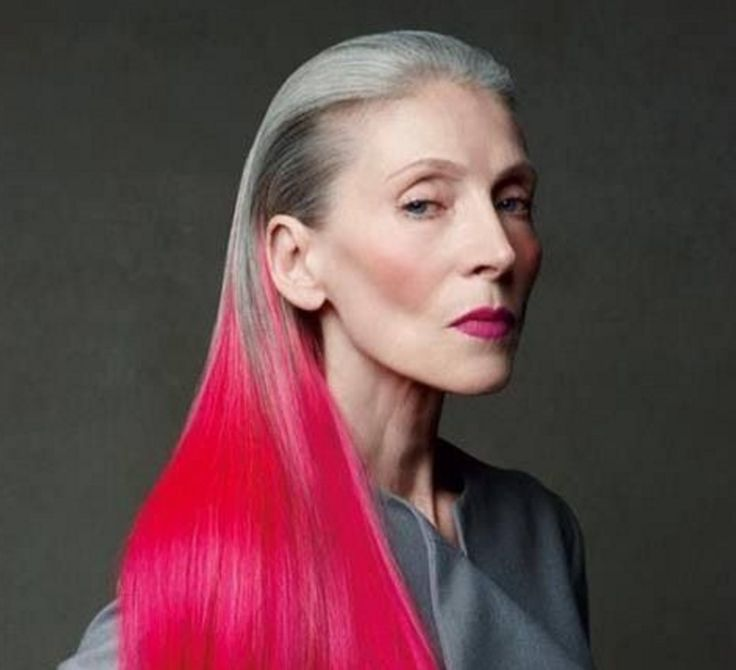 16 older ladies with cool hair who will completely encourage you