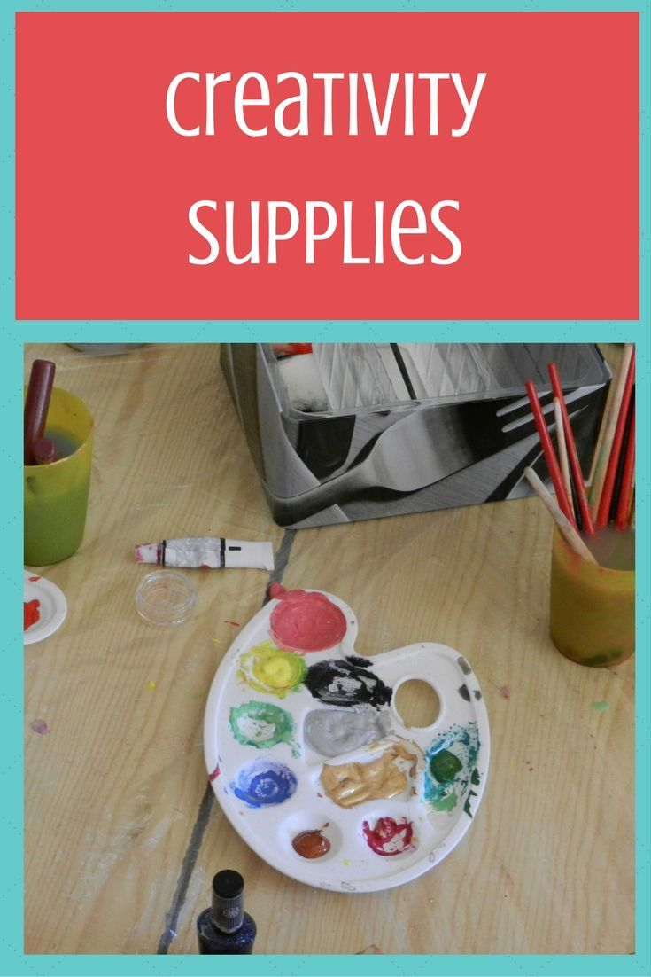 It is time for the kids to get creative, but do you have the supplies on hand for fun? Kids are creative by nature and love to make things, as...