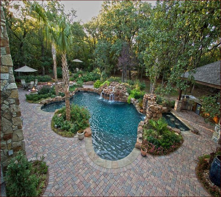 25 Best Ideas About Pool Pavers On Pinterest Backyard Pools Concrete Pool And Simple Pool