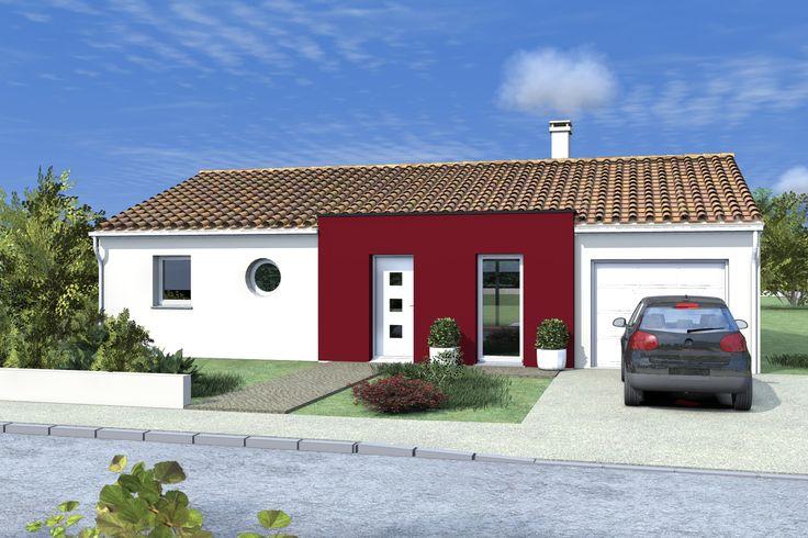 Les 66 meilleures images du tableau nos maisons tendance for Tableau construction maison