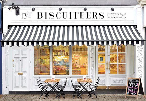 Biscuiteers Boutique Northcote Road 1