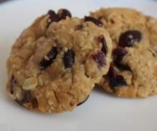 Cranzacs (choc chip cranberry Anzac cookies) by ThermoPegs
