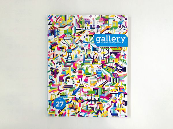 gallery Magazine Design