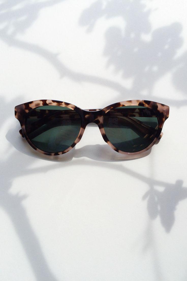 Piper sunglasses in Petal Tortoise: http://warby.me/KTvMO