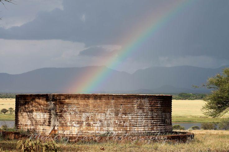 Landscape - rainbow (copyright)