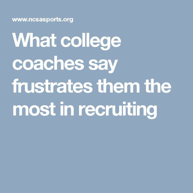 77 best College Bound images on Pinterest Athletes, Fastpitch - new sample letter from high school athlete to college coach