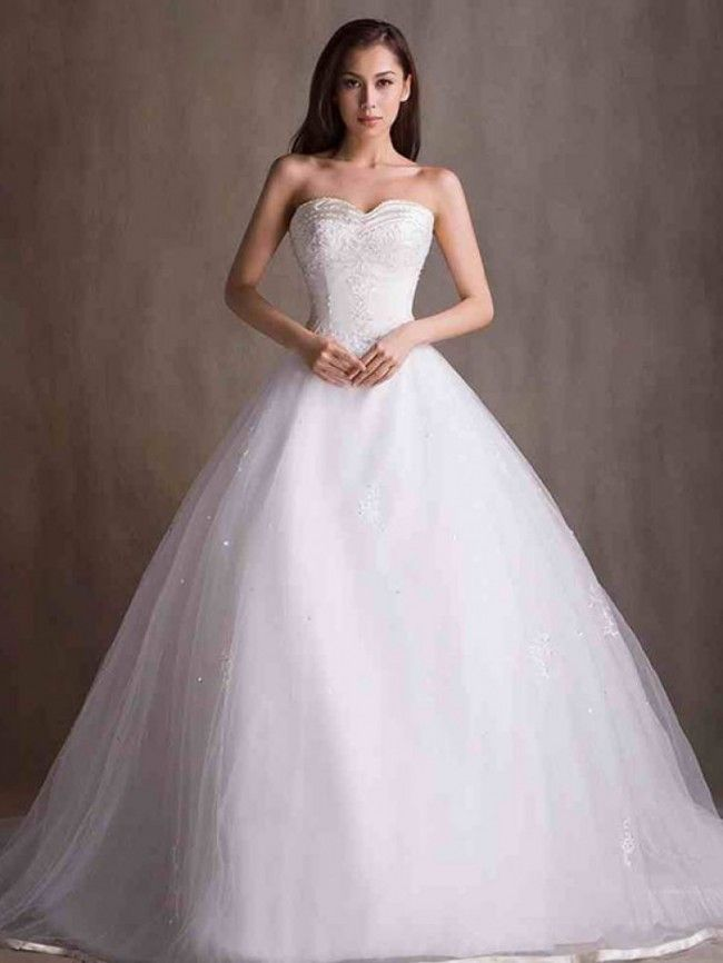 ウェディングドレス コート ファスナー ノースリーブ 結婚式 二次会ドレス 花嫁 Hlb0066
