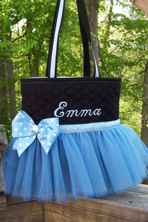 dance bag i was thinking of you emma