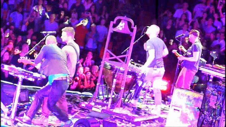 Coldplay - Viva La Vida - Live in Miami, 06.29.12 - YouTube