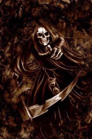 Cool Skeleton Wallpaper