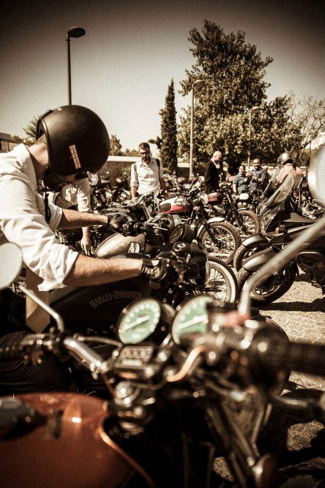 Distinguished Gentleman's Ride, Athens 2012