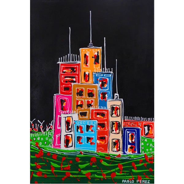 PP | Pablo Perez Pinta | Obras
