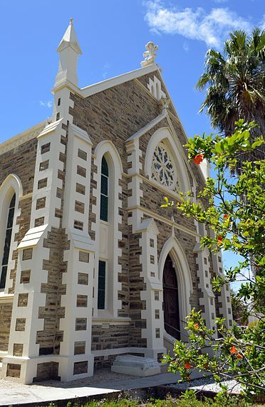 Die NG gemeente Jansenville se kerkgebou is ontwerp deur Carl Otto Hager en in Junie 1885 ingewy.