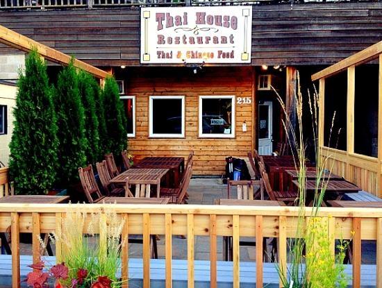 House Of Thai Restaurant Ashland Oregon