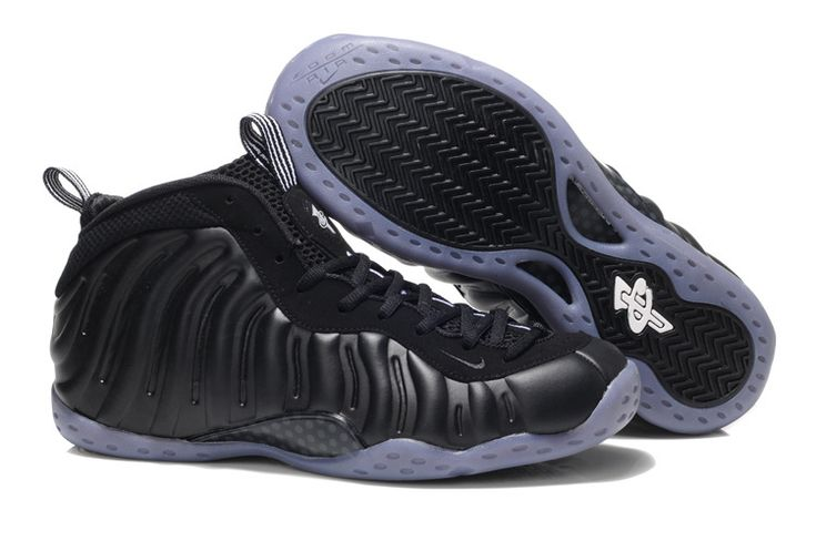 Cheap Nike Air Foamposite One For Mens All Black