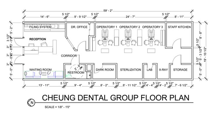 Dental Office Floor Plan Design Dental Office Design