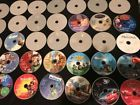 HUGE Disney ONLY DVD Movie Lot Toy Story Cars Frozen Lion King Moana