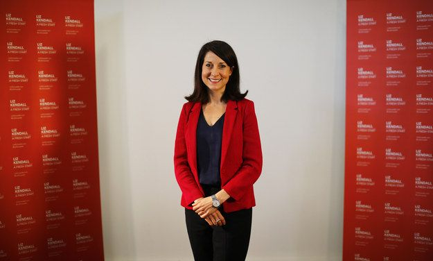 Labour leadership candidate Liz Kendall has urged the media to treat male and female politicians the same – after she was asked how much she weighs.