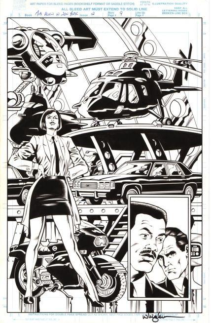 Men in Black Author: Rod Whigham Marvel Comics 1997