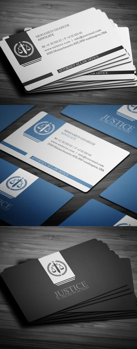 10 best Court images on Pinterest | Lawyer logo, Business cards ...