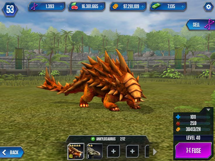 how to play jurassic world the game
