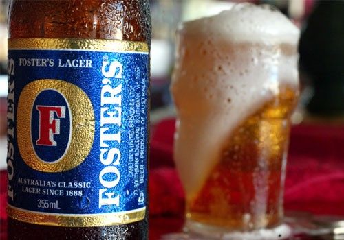 Anyone know where I may find Foster's lager beer in São Paulo?