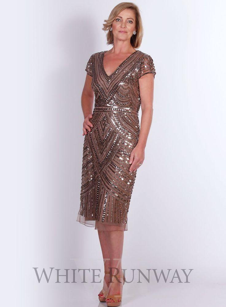 Coop Beaded Dress