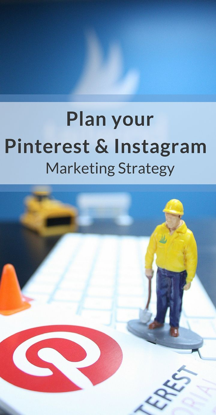 How to Plan your Pinterest and Instagram Visual Marketing Strategy. We've taken a deep dive on setting a social media strategy for the visual platform - Instagram and Pinterest, that will help you make the most of every single Pin and Gram.