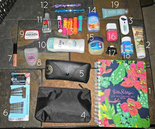 What Every Girl Should Keep in Her Purse!