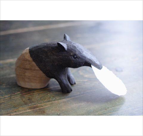 KIYATA: tapir