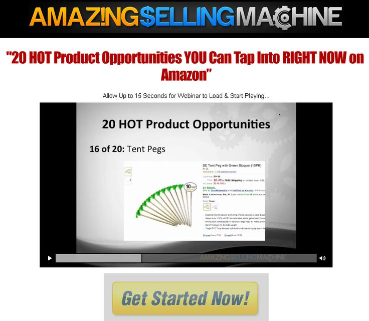 Want to hear Matt Clark and Jason Katzenback talk about Selling On Amazon?  They are each pulling in over $100K/month in sales by selling products on Amazon. Discover 20 Hot Product Opportunities You Can Cash-In On TODAY.   Hot Products: http://auto-pilot-biz.com/hotproducts Webinar here: http://auto-pilot-biz.com/asmhangout