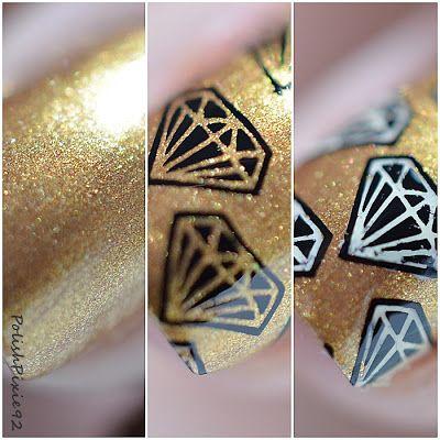 Be creative!: Shine bright like a diamond! :D
