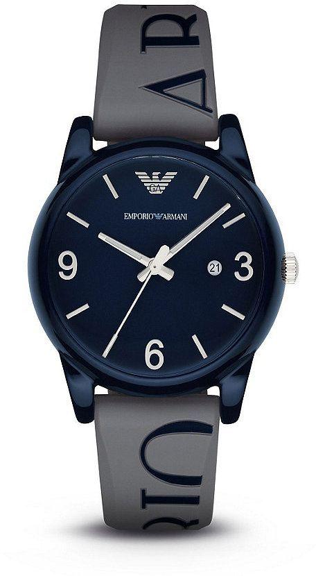 Emporio Armani Men ́s Luigi Colortime Watch