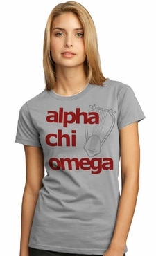 Alpha Chi Omega - it's all in the name...