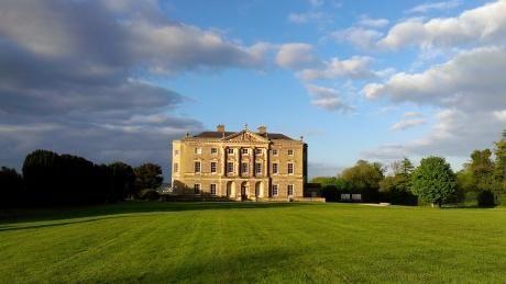 Castle Ward mansion
