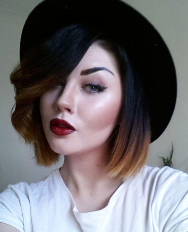 10 Beautiful Asian Ombre Hair DIY