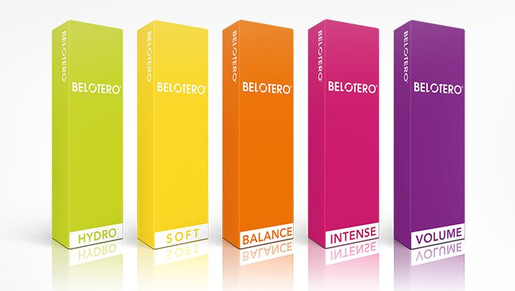 Nous travaillons avec Belotero® - Merz Aesthetics