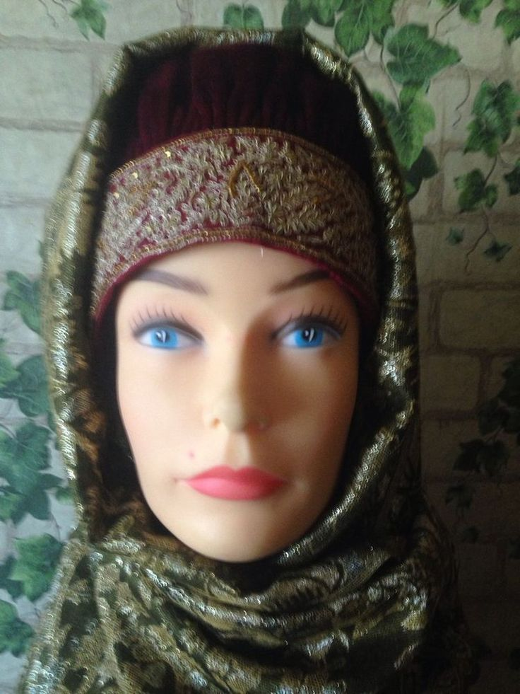 Russian woman's headdress-a collection